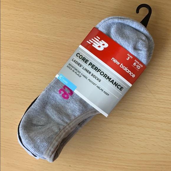 6a40a0d3d9795 New balance no show liner socks